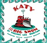 img - for Katy and the Big Snow board book book / textbook / text book