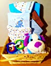 What a Cutie Pie New Baby Gift Basket…