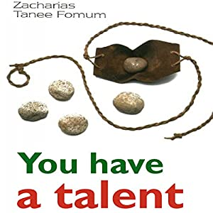 You Have a Talent! Audiobook