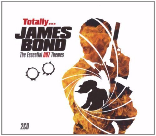 Original album cover of Totally James Bond: Essential 007 Themes by N/A (2004-07-06) by James Bond - OST
