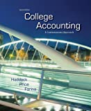 img - for College Accounting: A Contemporary Approach book / textbook / text book