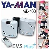 (YA-MAN)ヤーマン EMSプラス Wパワー(高速振動+EMS)ダイエットベルト 腹筋 太もも 二の腕 ヒップライン
