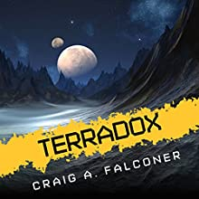 Terradox Audiobook by Craig A. Falconer Narrated by Dina Pearlman