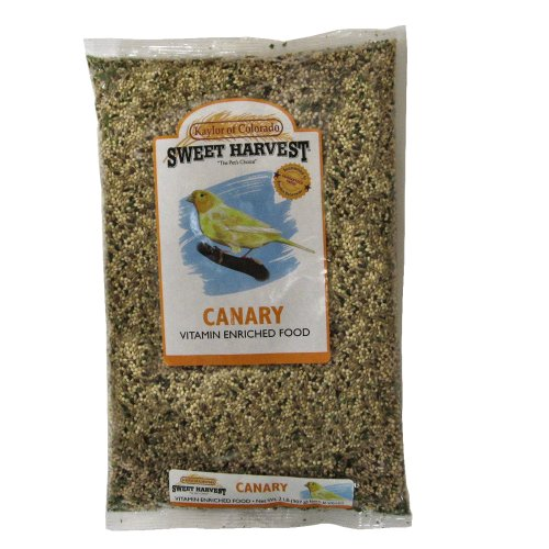 Image of Sweet Harvest Vitamin Enriched Canary Food (B006H4G82W)