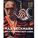 Max Beckmann: Self-Portrait with Horn