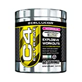 Cellucor C4 Extreme Workout Supplement, Watermelon, 342 Gram