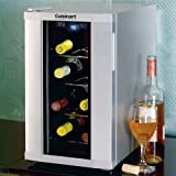 Wine Cellar 8-Bottle By Cuisinart