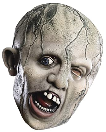 Rubie's Costume Men's Friday The 13Th Young Jason Overhead Latex Mask