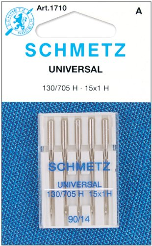 Best Price! Universal Machine Needles-Size 14/90 5/Pkg