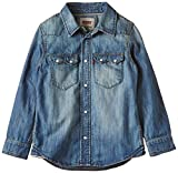 Levi's Kids Levi's® Shirt - Camisa para niños, color blau (indigo 46), talla 3 años (98 cm)