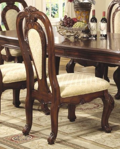 Buy low price home furniture and decor avalon classic dining chair set of 2 b003h7etvo Home furniture online low price