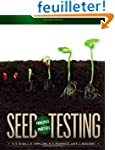 Seed Testing: Principles and Practices
