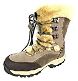 Hi-tec Women's St. Moritz 200 Composition Leather Winter Snow Boots
