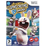 The Lapins Cr�tins showpar UBI Soft