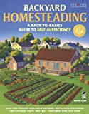 Backyard Homesteading: A Back-to-Basics Guide to Self-Sufficiency by David Toht (Dec 5 2011)