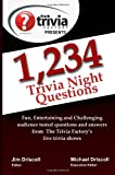 1,234 Trivia Night Questions from The Trivia Factory