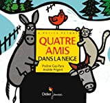 """Afficher """"Quatre amis dans la neige"""""""