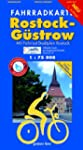 Fahrradkarte Rostock - G�strow: Mit F...