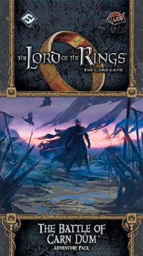 Lord of the Rings LCG The Battle of Carn Dum Adventure Pack Card Game