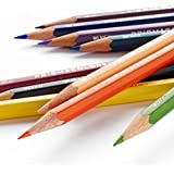2 X Prismacolor Verithin Colored Pencils, Set of 36 Assorted Colors (2428)