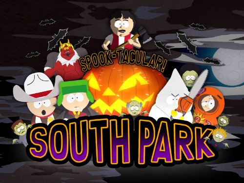 South Park Halloween Season 1