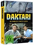 Daktari (Complete Season 2) (1968) (6 DVD) (Region 2) PAL (Import with English Language and Subtitles)