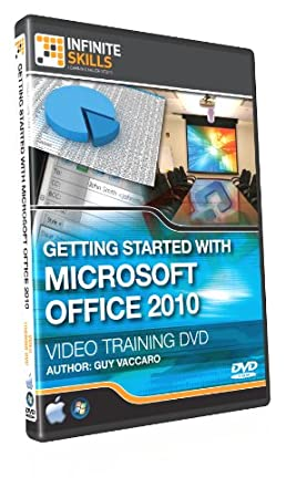 Getting Started - Microsoft Office 2010 Training DVD