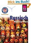 Kauderwelsch, Russisch Wort f�r Wort