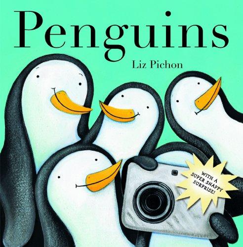 Penguins [ペーパーバック] / Liz Pichon (著); Liz Pichon (イラスト); Gullane Children's Books (刊)
