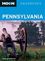 Moon Pennsylvania (Moon Handbooks)
