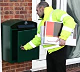 Hippo drop box (Standard), secure parcel dropbox for home deliveries as used by Royal Mail