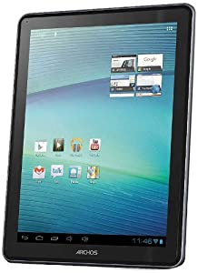 "Archos 97 Carbon Tablette Tactile 9.7 "" ARM Android 4.0 Noir, Marron"