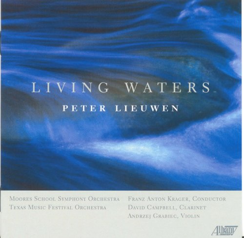 Buy Peter Lieuwen: Living Waters From amazon