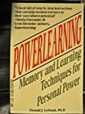 img - for Powerlearning: Memory and Learning Techiques for Personal Power book / textbook / text book