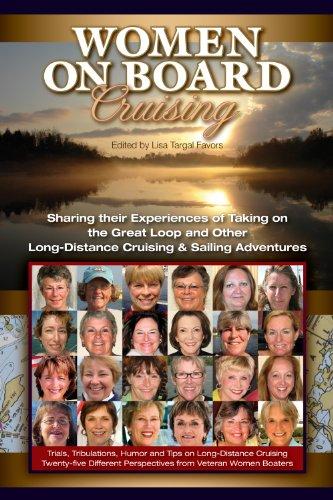 Women On Board Cruising, Lisa Targal Favors