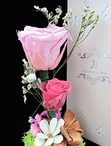 how to make real flowers last forever