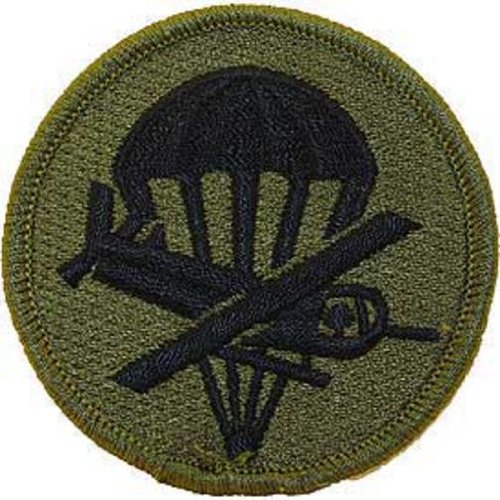 U.S. Army Paraglider Patch Green