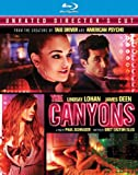The Canyons (Unrated Director's Cut) [Blu-ray]