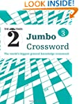 Times 2 Jumbo Crossword Book 3: Bk. 3...