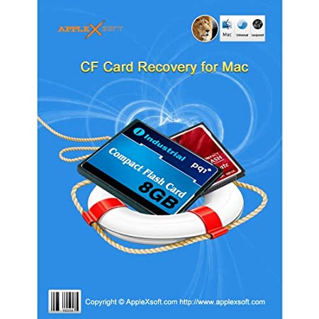 CF Card Recovery for Mac [Download]