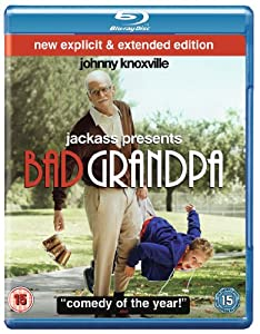 Jackass Presents: Bad Grandpa Blu-ray (Extended Cut)