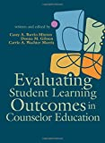 img - for Evaluating Student Learning Outcomes in Counselor Education book / textbook / text book