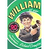 William At War: 90th Anniversary Edition (Just William)by Richmal Crompton