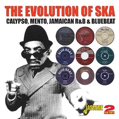 The Evolution Of Ska - Calypso, Mento, Jamaican R&B & Bluebeat [ORIGINAL RECORDINGS REMASTERED] 2CD SET