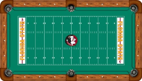 Superbe Florida State Pool Table Felt   Professional 9ft   Football Field