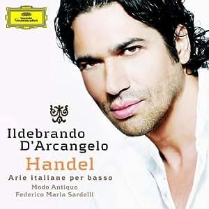 Händel-Arie Italiane Per Basso