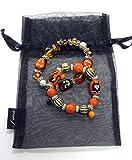 Linpeng BR-2211/HW-05-WH Halloween Bracelets Gift Set