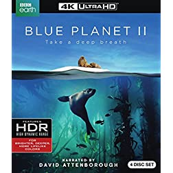 Blue Planet II [4K Ultra HD + Blu-ray]