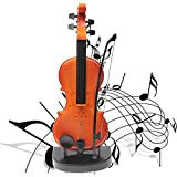 1 Piece Of Fashion Fun Mini Electronic Violin Toy For Kids