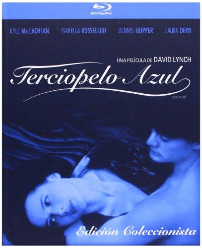 Terciopelo Azul Formato Libro [Blu-ray]